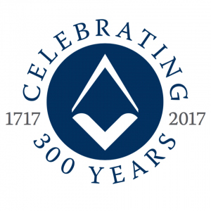 300 years of Freemasonry